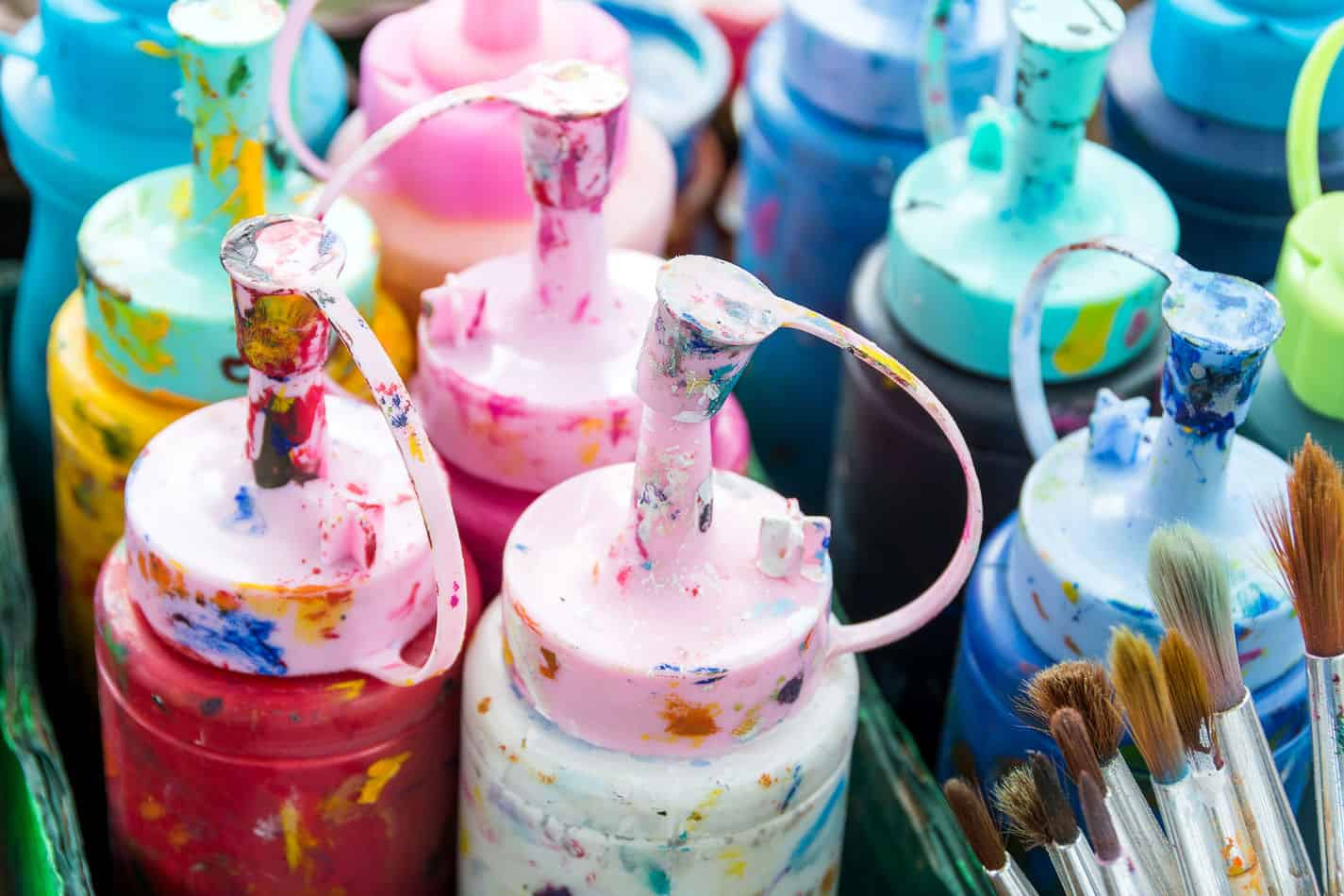 best squeeze bottles for acrylic paint