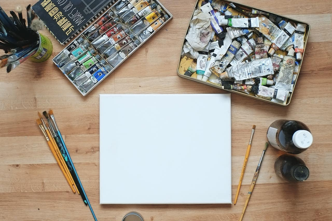 What's the Difference Between Acrylic and Oil Paint